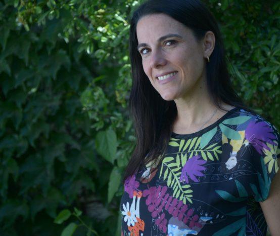 Claudia Ortiz, encargada de turismo y hospitalidad de Susana Balbo Wines