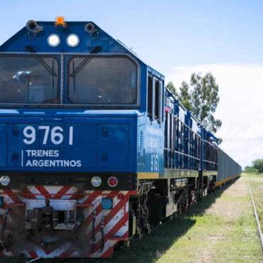Confirman continuidad de la obra «Variante Palmira» y Mendoza también apuesta a la vuelta del tren de cargas