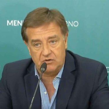 El gobernador Suárez demandó a la Nación por la suspensión del pago del «Fondo Soja» ($ 5.402 millones)
