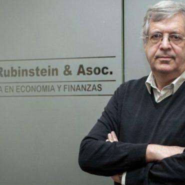 Según Rubinstein, en abril se registraría la peor caída del PIB de  la historia argentina