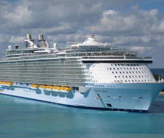 Oasis of the Seas: cómo hacer 30.000 comidas por día