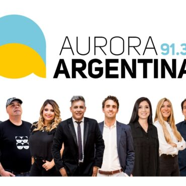 FM Aurora Argentina 91.3 cumple un año en Mendoza