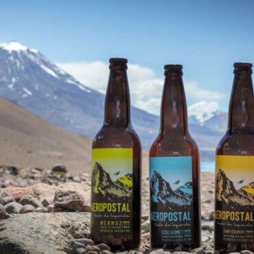Aeropostal incorpora un nuevo formato de botella y comercializa todos los productos en su web