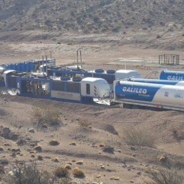 Alianza EMESA y Galileo para reactivar yacimiento de gas y transportarlo «virtualmente»: así opera