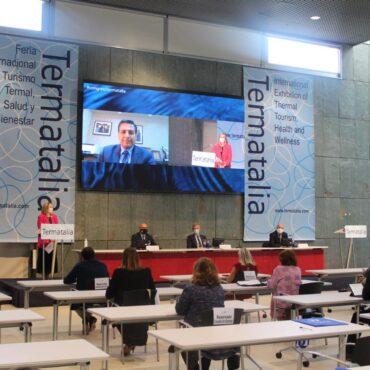 Mendoza participó de importante congreso internacional de termalismo