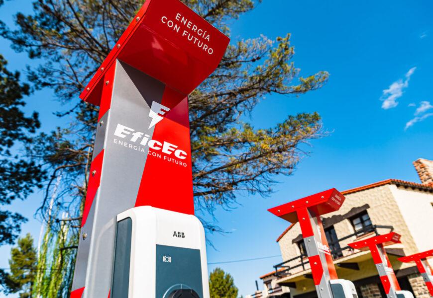 EficEc trae la primera red de recarga de autos eléctricos a Mendoza