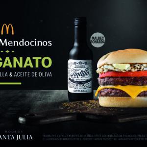 Vuelve Sabores Mendocinos, el clásico vendimial de McDonald's