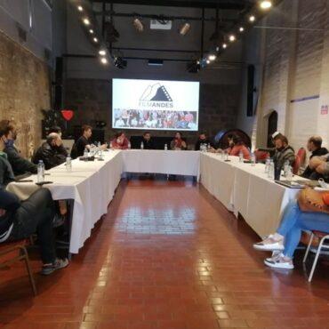 La productora audiovisual Anahí Barrera Angelelli es la nueva presidenta de Film Andes