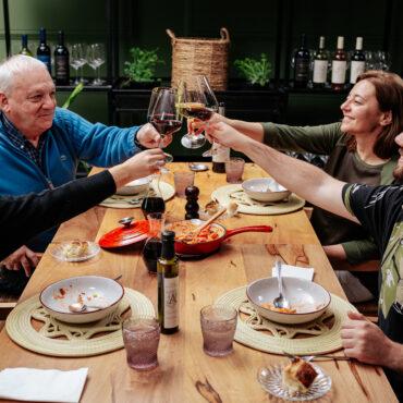 El restaurante de Bodega Agostino lanza nueva propuesta gastronómica y suma eventos